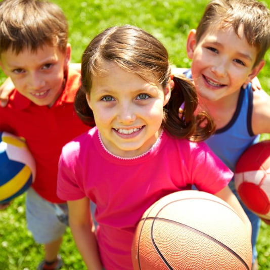 Reasons For Kids to Play Sports