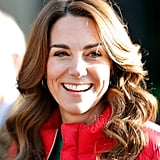 Kate Middleton's Luscious Spirals, 2019