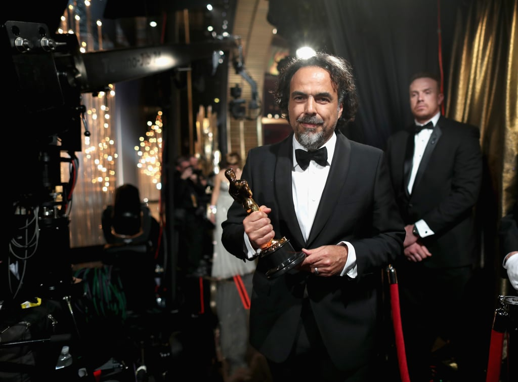 Right After Becoming One of Few Directors to Win an Oscar 2 Years in a Row