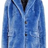 J.Crew Fur Coat
