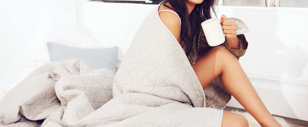 Confirmed: You're Never Too Old For a Favourite Blanket