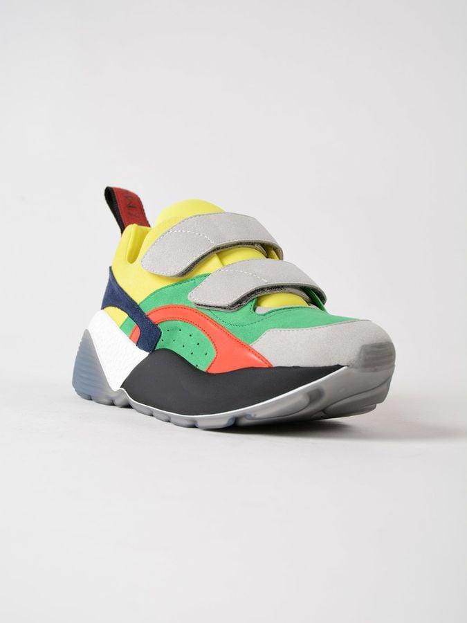 Stella McCartney Strap Sneakers Multi