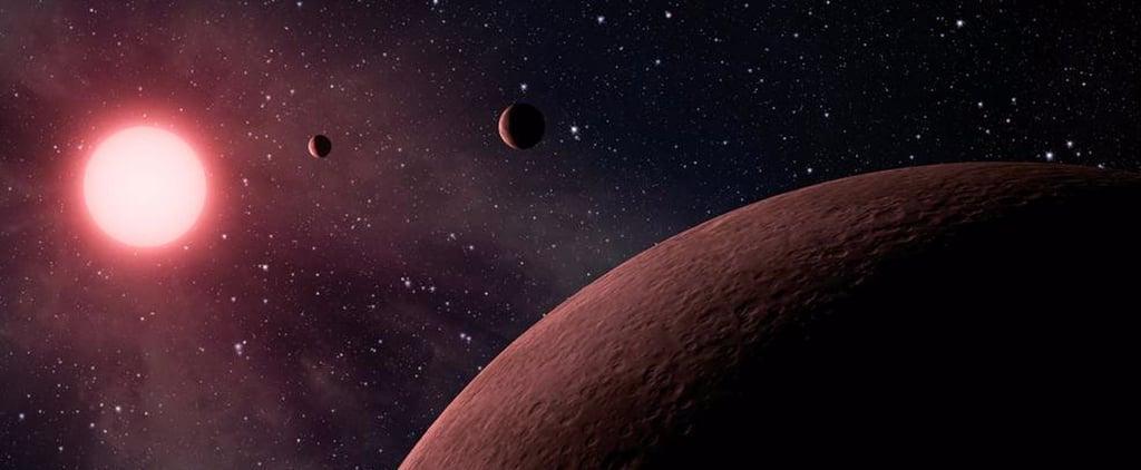 "Whoa: NASA's Kepler Mission Has Discovered 10 ""Near-Earth Size"" Planets"