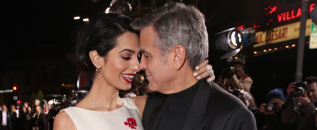24 Times George and Amal Clooney Looked Madly in Love