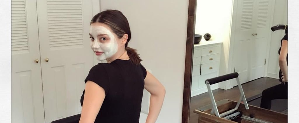 Miranda Kerr Beauty and Wellness Routine