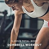 Simple Dumbbell Workout