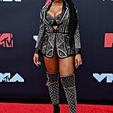Megan Thee Stallion at the 2019 MTV VMAs