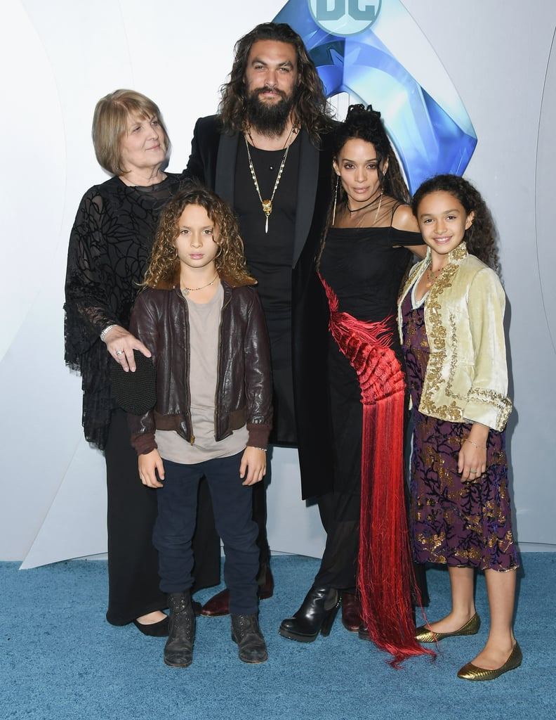 Jason Momoa's 2 Kids Are His Literal Mini-Mes — See the Photos That Prove It!