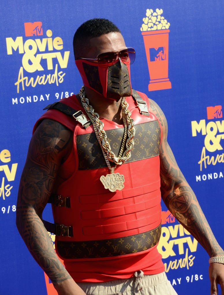 Nick Cannon at the 2019 MTV Movie and TV Awards