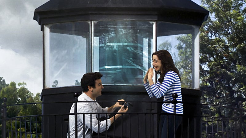 They even return to Farhampton's lighthouse for an unforgettable proposal.