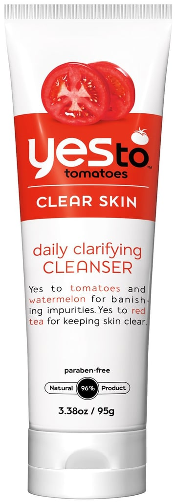 Yes to Tomatoes Daily Clarifying Cleanser ($10)