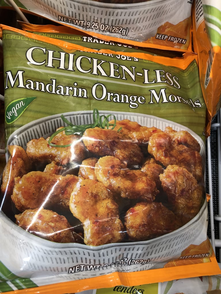 Chicken-Less Mandarin Orange Morsels