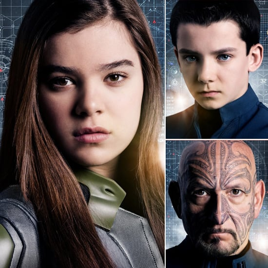 Ender's Game Movie Posters