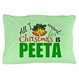 Peeta Pillow Case ($15)
