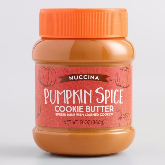 Nuccina Pumpkin Spice Cookie Butter Spread