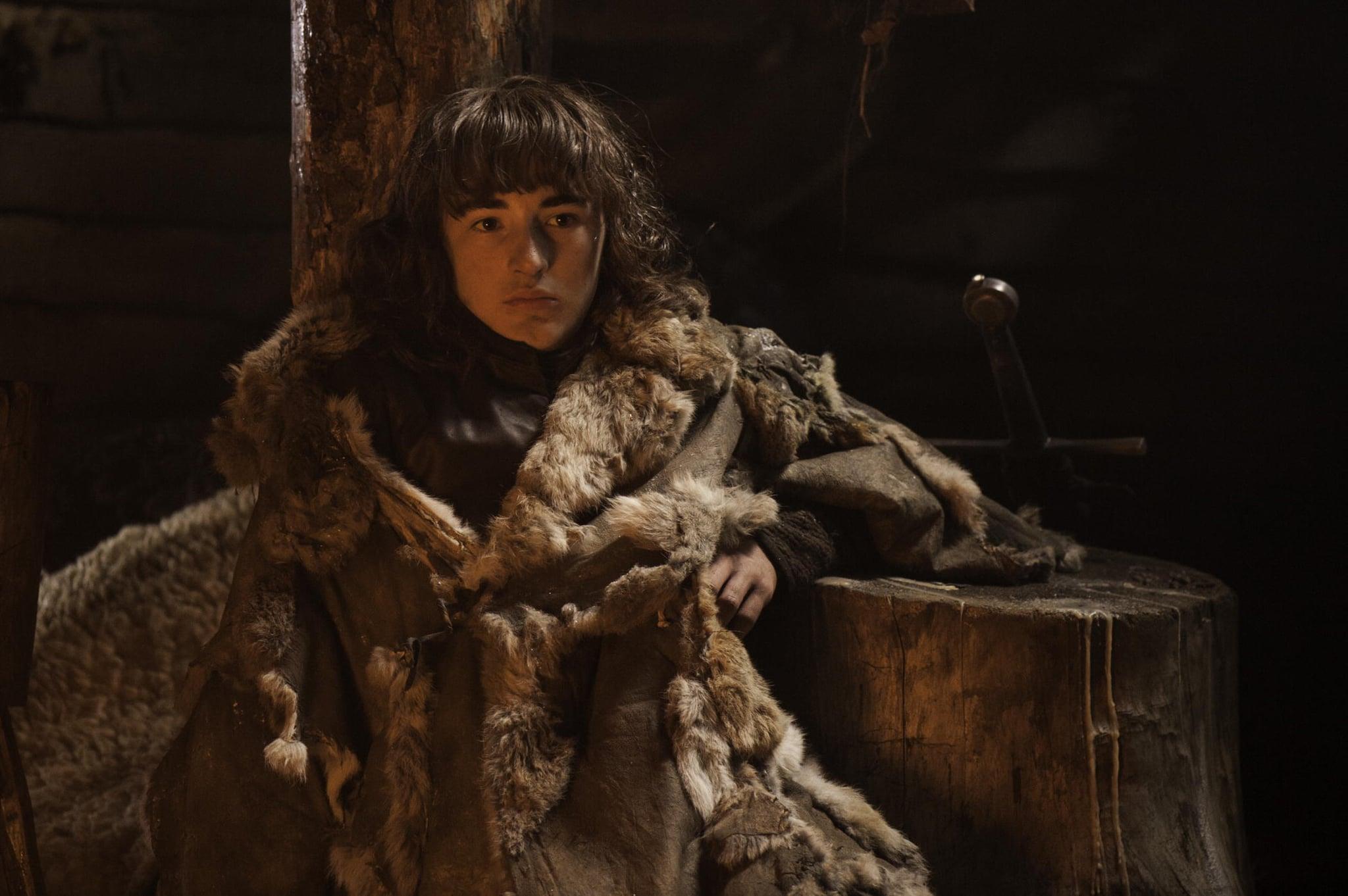 Bran Stark, Played by Isaac Hempstead-Wright