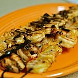 Skewered Shrimp With Homemade Mango Marinade