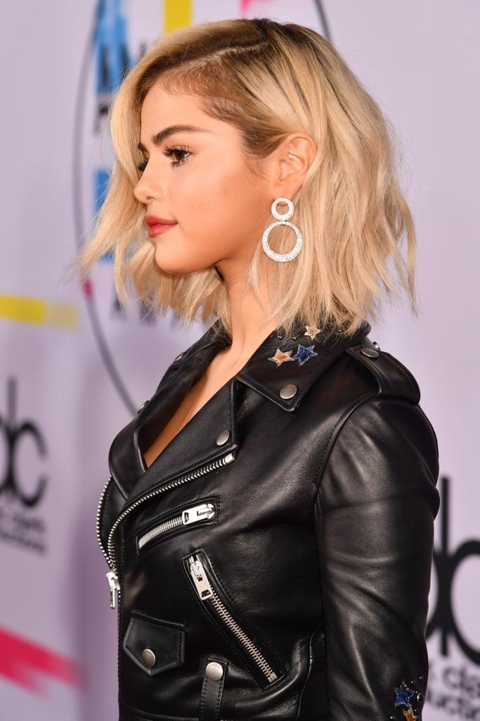 Selena Gomez's Blond Hair Color