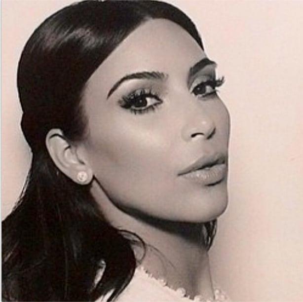 Kim Kardashian Beauty at Her Wedding to Kanye West