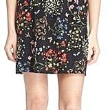 Alice + Olivia 'Fierra' Silk Shift Dress ($275)