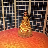 Beauty and the Beast Dance Code Belle