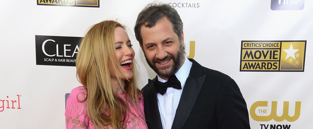 Leslie Mann and Judd Apatow Have Officially Been the Couple You Want to Be For 20 Years