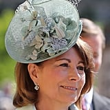 Carole Middleton in May 2018