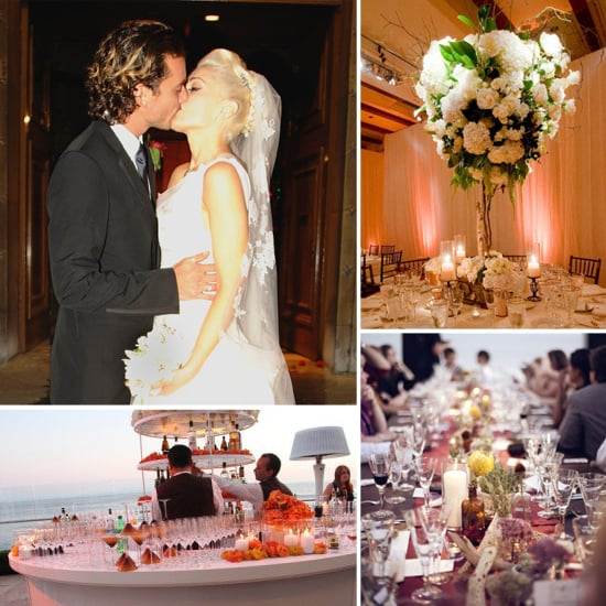 Celebrity Wedding Ideas