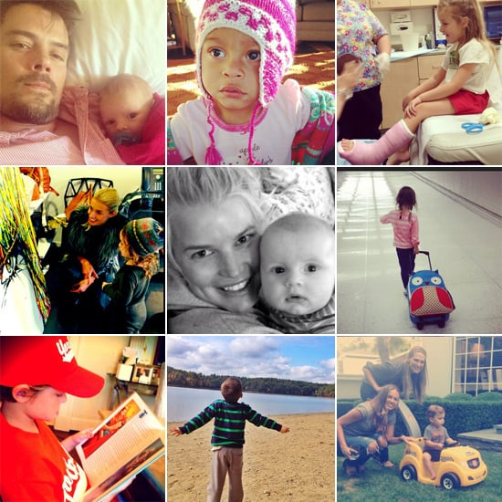 Ace, Axl, Brooks, and More: Celeb Parents' Best Photos of the Week