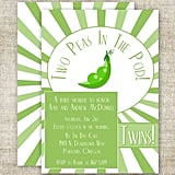 Two Peas in the Pod Invitation