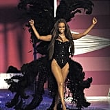 When Tyra Banks showed 'em how it's done in her last walk for the brand in 2005
