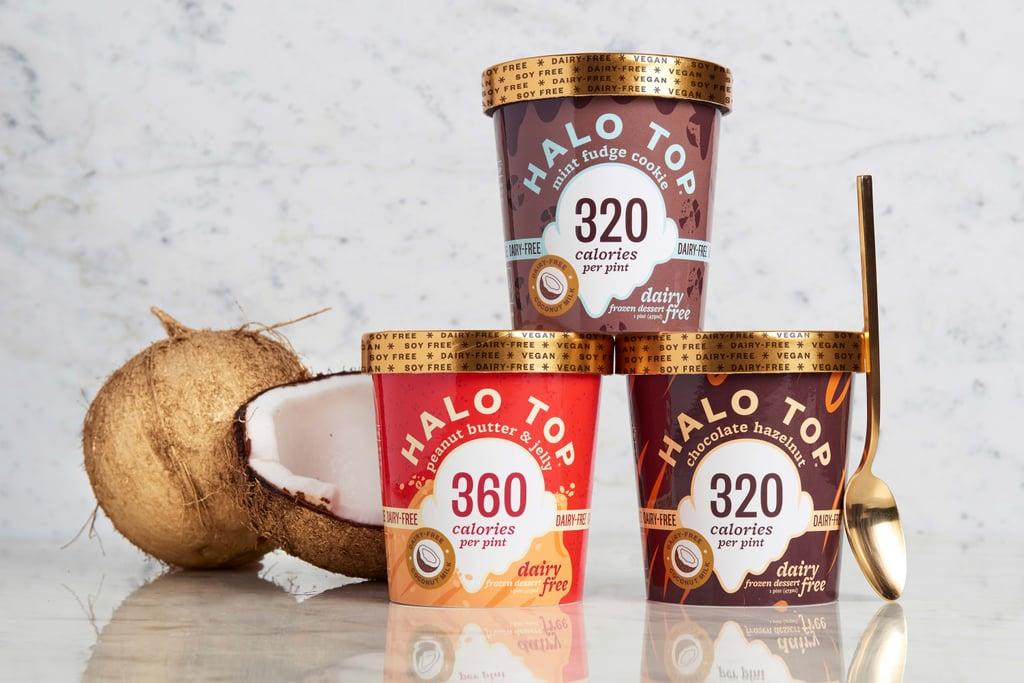 Halo Top New Vegan Ice Cream Flavors January 2019