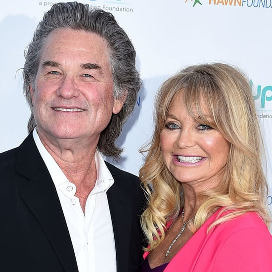 Goldie Hawn Talks About Not Marrying Kurt Russell