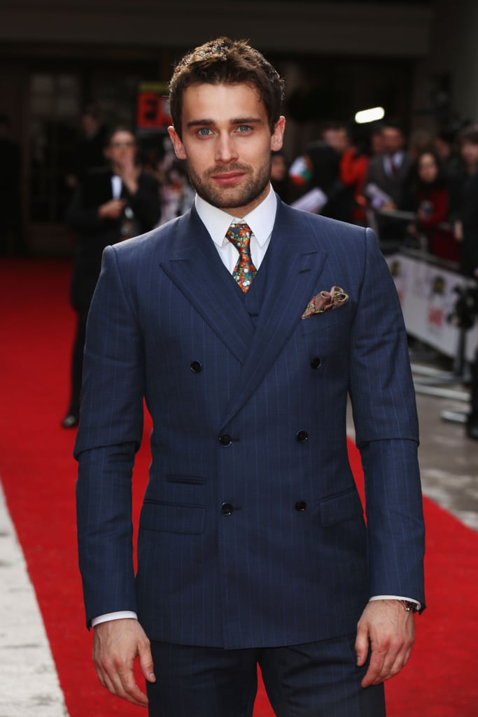 Christian Cooke   Celebrities at the Jameson Empire Film ...