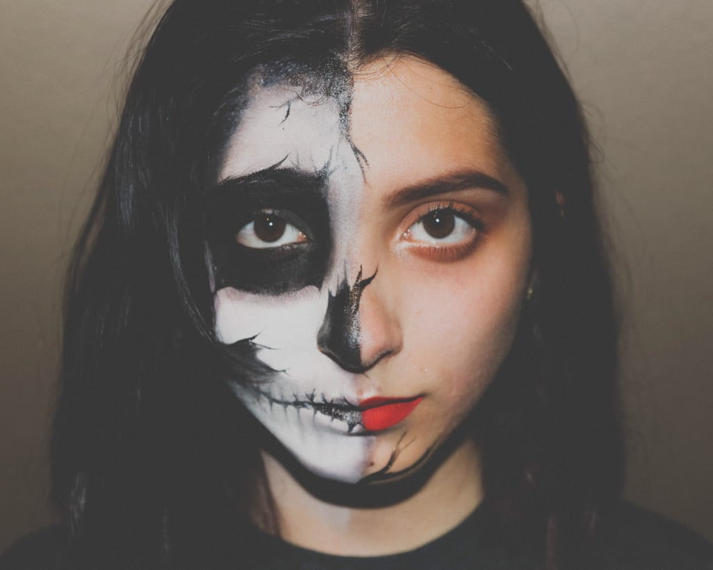 halloween face paint ideas | popsugar beauty photo 27