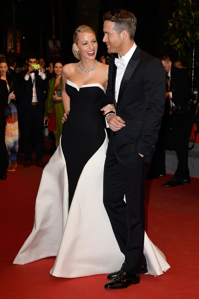 Blake Lively and Ryan Reynolds in 2014