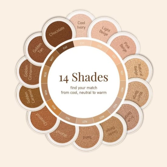 K-Beauty Brand Innisfree Expands Foundation Range