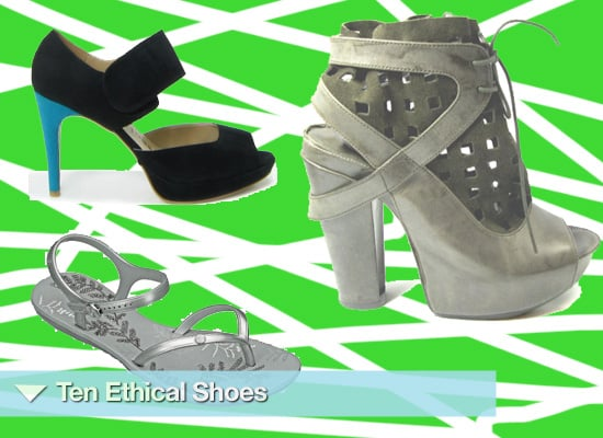 Ethical Shoes for Women for Earth Day 2010