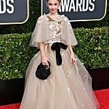 Julia Butters at the 2020 Golden Globes
