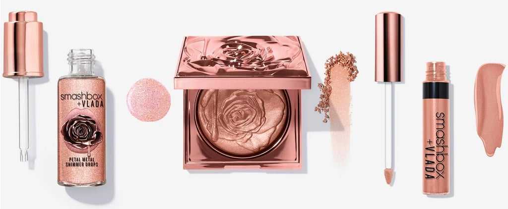 Smashbox Petal Metal Rose Gold Collection