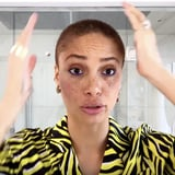 The Real Reason Adwoa Aboah Shaved Off All Her Hair Is Exactly Why We Love Her