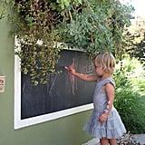Try a Chalkboard Wall
