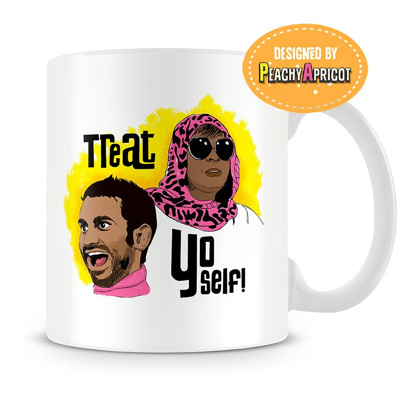 Treat Yo Self Mug ($16)