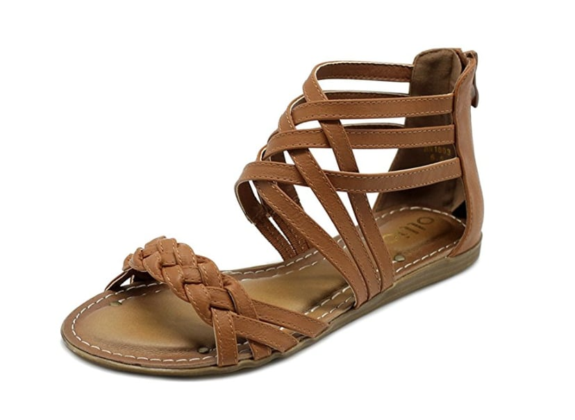 c21533f06e7 Ollio Gladiator Sandals From Amazon Review