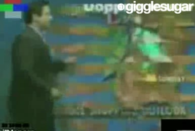 Weatherman Farts Live on Television