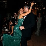 Sofia Vergara enjoyed the Fox post-Emmy party.
