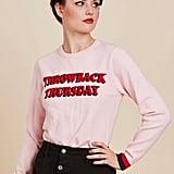 Joanie Clothing Slogan Jumper