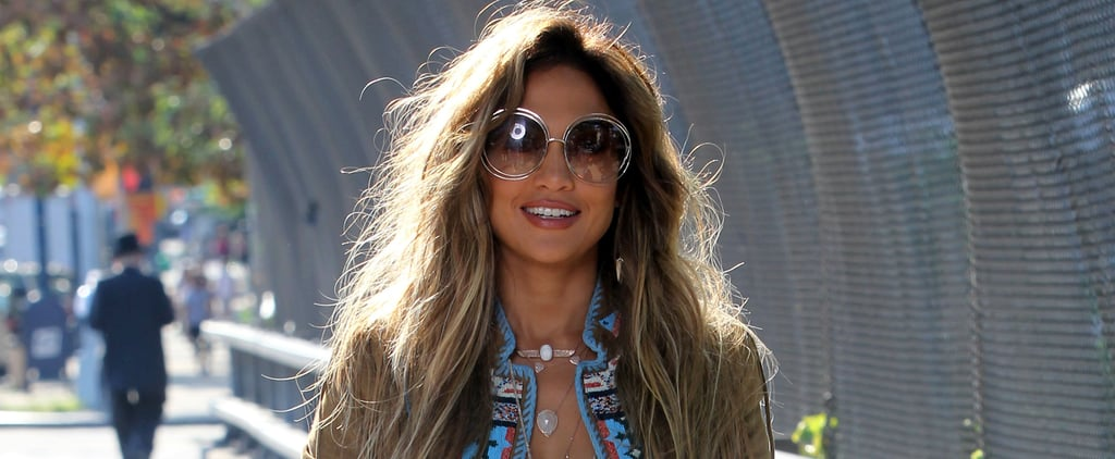 J Lo Just Made the Boho Trend Look as Sexy as Possible