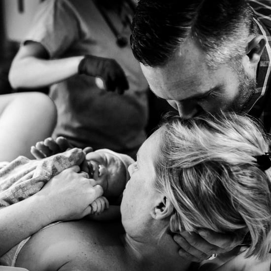Newborn Head Molding During Birth