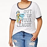 "A Shirt That's ""Out of Your League"""